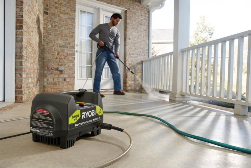 Ryobi Best Pressure Washer Review