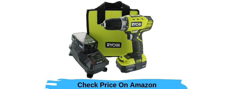 Ryobi P1811 One Plus Compact Drill and Driver  and impact driver review