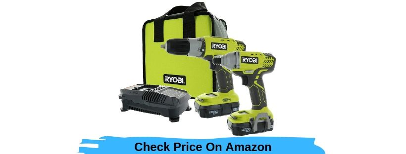 Ryobi P1832 18V one plus review