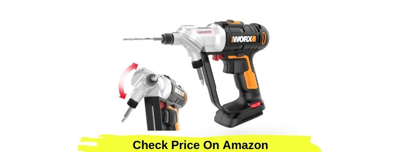 Worx WX176L.9 20V Switchdriver 2-in-1 Cordless Drill and Driver Tool