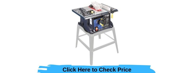 Chicago Electric 10 in. 13 Amp Benchtop Table Saw -Professional Series