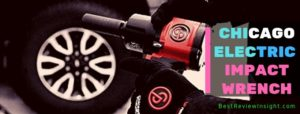 chicago electric impact wrench review