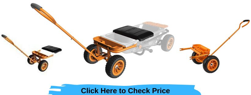 best Worx AeroCart Wagon Kit 2 or 3 or 4 pack reviews