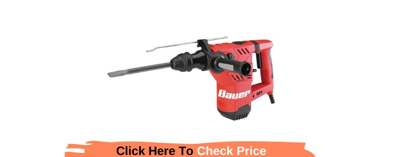 1-⅛ In. SDS Variable Speed Pro bauer rotary hammer review