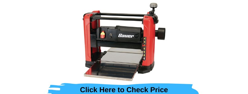 Bauer 15 Amp 12-1_2 in. Portable Thickness Planer
