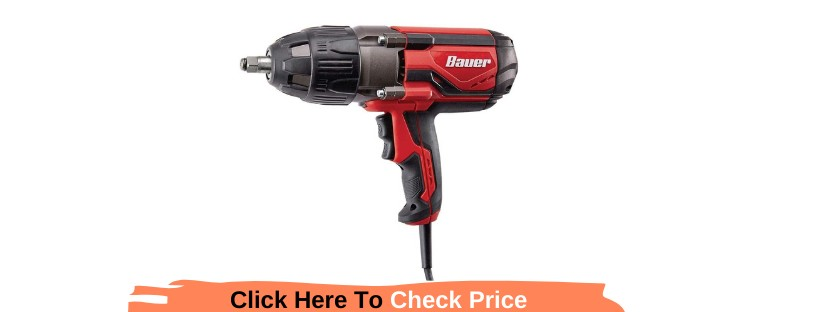 Bauer 64120 ½ Inch Heavy Duty Extreme Torque Impact Wrench