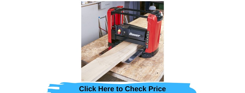 bauer thickness planer review