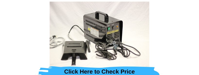 Chicago Electric Welding Systems 70 Amp Arc Welder review
