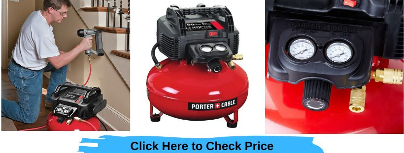PORTER CABLE C2002 Review Oil-Free UMC Pancake Compressor