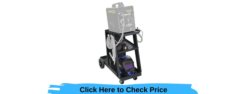 chicago electric MIG TIG WELDING CART Reviews